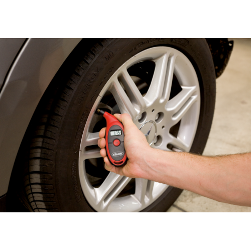 Тестер давления в шинах