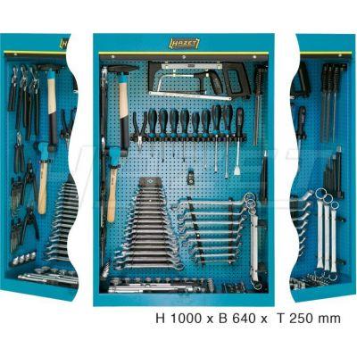 Инструментальный шкаф с набором инструментов