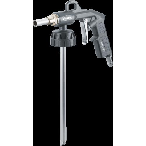 Пистолет для антикоррозионной защиты днища