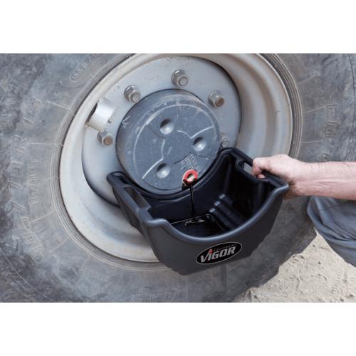 Поддон для трансмиссионного масла для грузовых автомобилей
