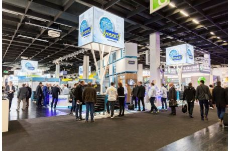 Hazet на выставке Internationale Eisenwarenmesse Cologne 4-7 марта 2018